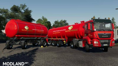 Slurry feeder pack EPH v 1.0, 1 photo